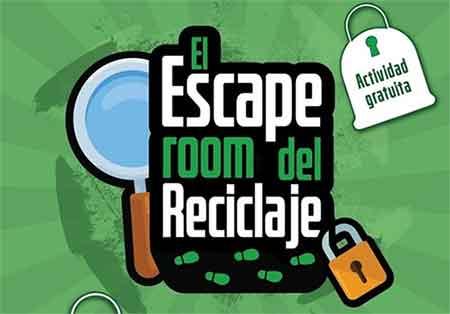 campaña Ecovidrio Escape Room Valdemorillo