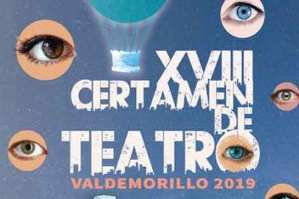 teatro aficionado Valdemorillo 2019