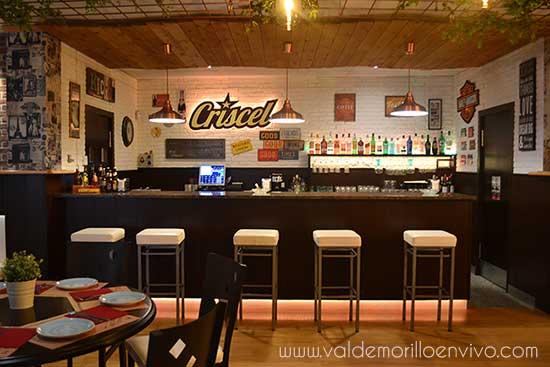 restaurante Criscel Valdemorillo