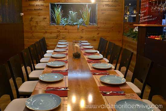 restaurante Valdemorillo Criscel