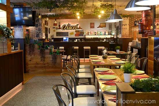 Restaurante Criscel Comida para llevar Valdemorillo
