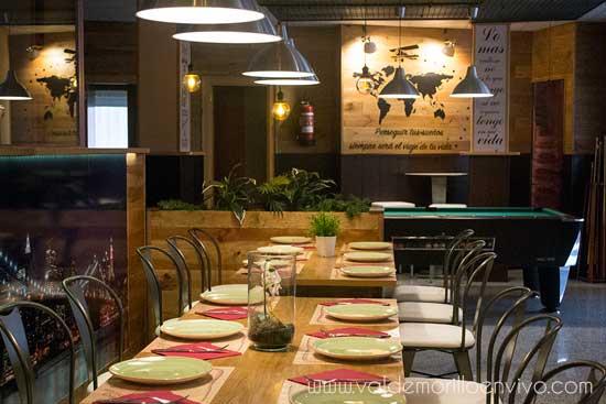 Criscel restaurante y comida llevar Valdemorillo